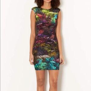 Topshop Fern Mini Dress